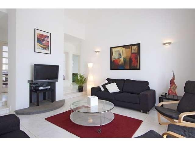 Living room - Villa Las Palmitas, Puerto del Carmen, Lanzarote